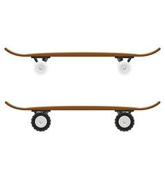 Skateboard 03 vector
