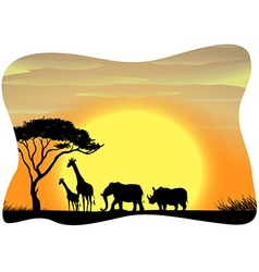 Africa vector
