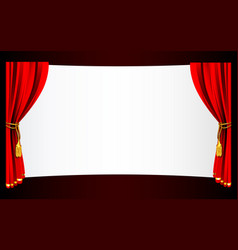 theatre 02 vector image