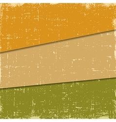 Set grunge retro vintage backgrounds in vector image