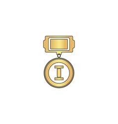 award computer symbol vector image