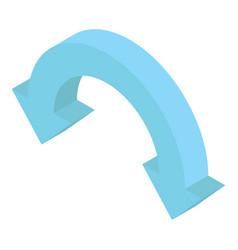 Directional arrow vector