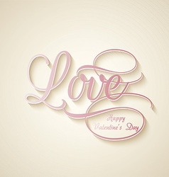 love background 1612 vector image