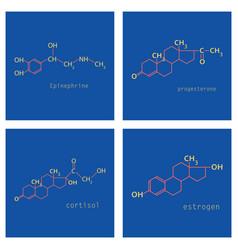 Melatonin hormone molecule in humans it plays a vector
