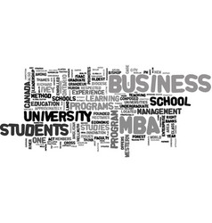 Ivey school of business text background word vector