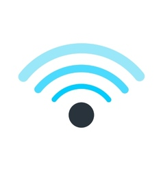 Wifi Signals vector image
