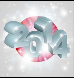 2014 japan flag vector image