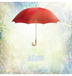 Autumn abstract background eps 10 vector