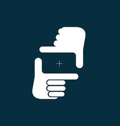 Framing gesture vector