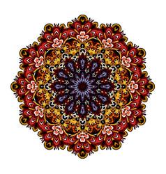 Mandala eastern style illistration vector