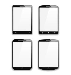 Modern Smartphones vector image