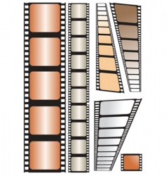 movies vector image