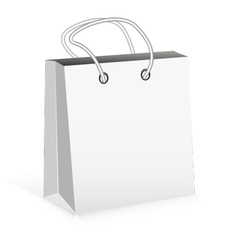 White Package vector image
