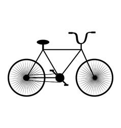 Bike icon vector