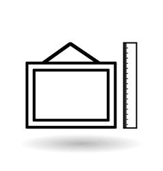 School rule design vector