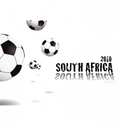 football world cup vector image vector image