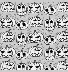 happy halloween cute halloween vector image
