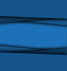Abstract dark blue background diagonal lines vector