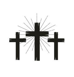 Jesus christ design vector