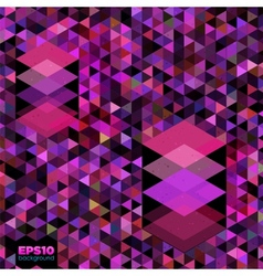 Abstract Triangles vector image vector image
