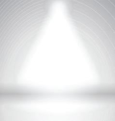 Spotlit room 2703 vector