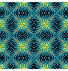 color seamless geometric vector image vector image