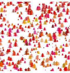 Color abstract random christmas background vector