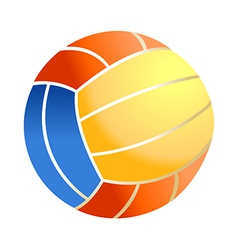 icon ball vector image vector image