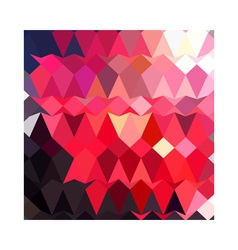 Alizarin Crimson Abstract Low Polygon Background vector