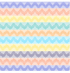chevron striped background modern texture vector image