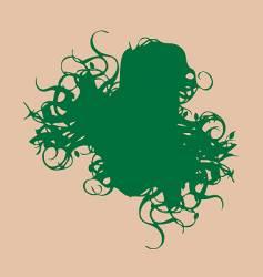 seaweed vector image vector image
