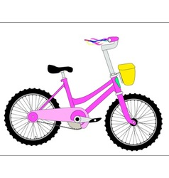Bicycle Convertedeps vector