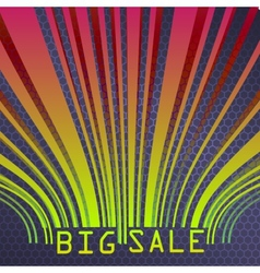 Big Sale bar codes all data is fictional EPS 10 vector