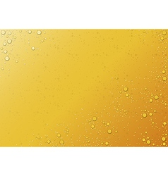 Dotted yellow-orange texture vector