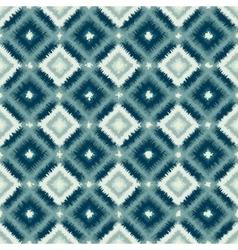 Ethnic rhombus tribal seamless pattern vector