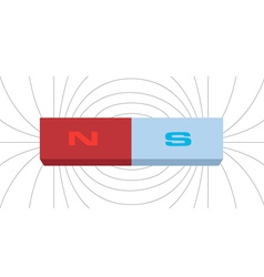 Magnetic poles vector
