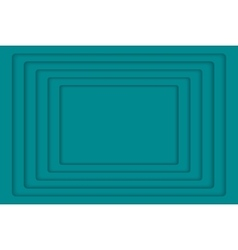 Concentric 5 rectangle background vector