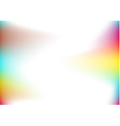Abstract minimal vibrant gradient background vector