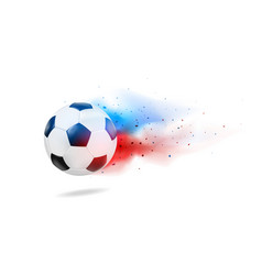 Football cup 2018 background vector