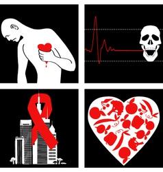Heart attack prevention vector