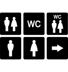 Set of WC signs vector