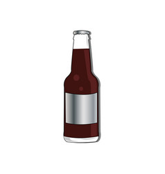 abstract delicious beer vector image
