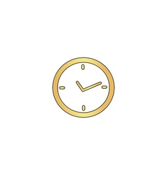 Watch computer symbol vector