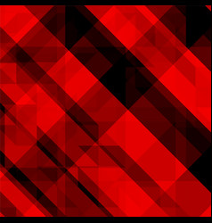 abstract geometric background of triangles vector image