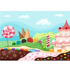 candyfon vector image