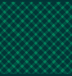 Grunge green strokes criss cross seamless pattern vector