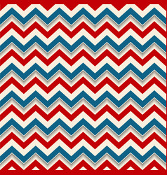 Retro background american patriotic colors vector