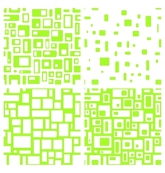 texture with rectangles vector image vector image