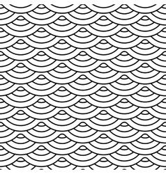 Seamless vintage pattern texture vector image