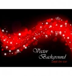 Valentine's day pattern vector image